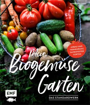 Buchcover-Biogemüsegarten